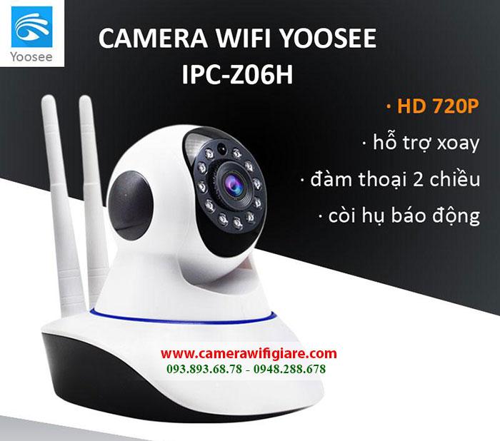 Camera Yoosee giá rẻ - Phân phối Camera IP Wifi Yoosee HD 720P chất lượng, giá rẻ nhất thị trường