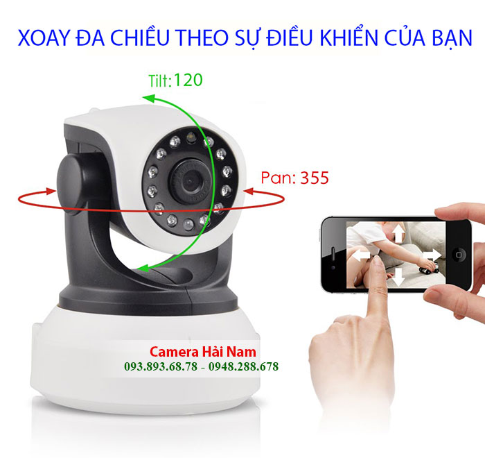 Camera wifi Yoosee 2.0M full hd 1080p