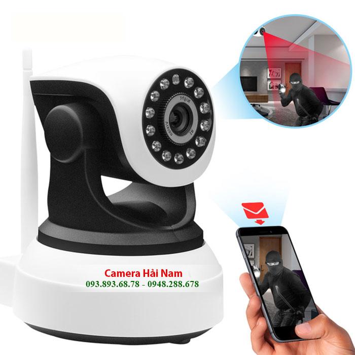 Camera Yoosee chính hãng siêu bền bỉ, lưu hình bằng thẻ nhớ SD
