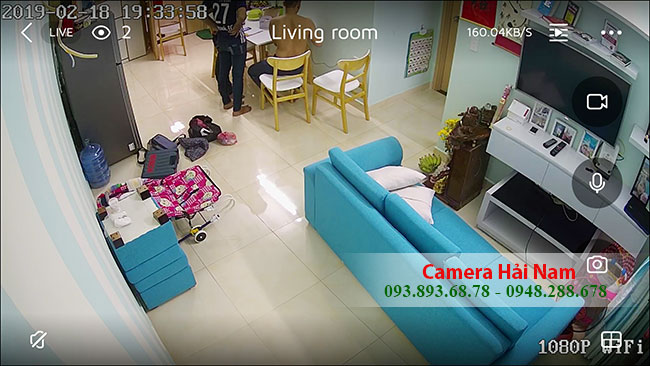 Lắp đặt Camera an ninh cho gia đình giá rẻ nhất