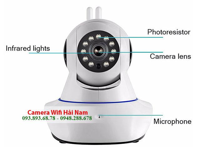 Camera an ninh wifi không dây có cần đâu thu, đầu ghi hình không?