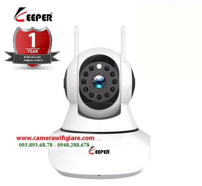 Camera Keeper Y2 cực phẩm siêu nét, siêu kết nối Full HD