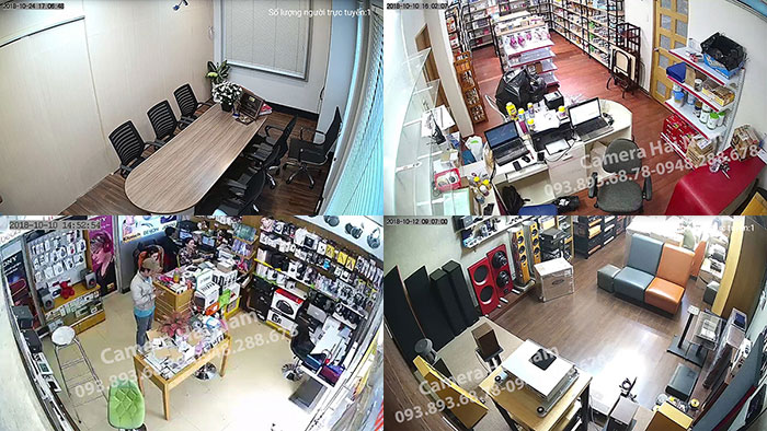 Camera chống trộm mini
