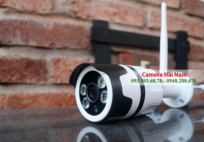 Camera an ninh ngoài trời 1.3 có Đàm thoại, Hình màu ban đêm