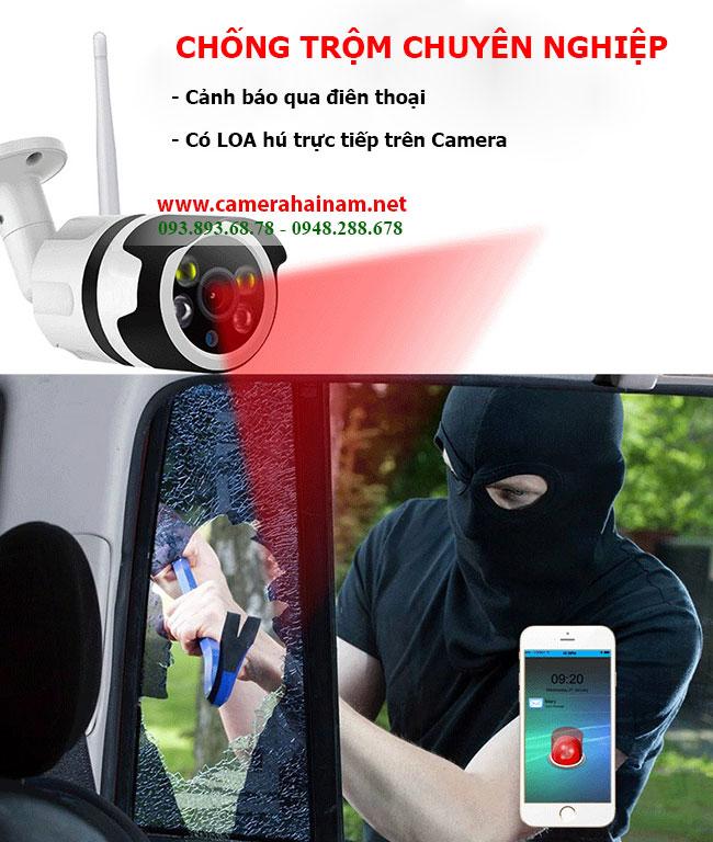 camera quan sát trên điện thoại