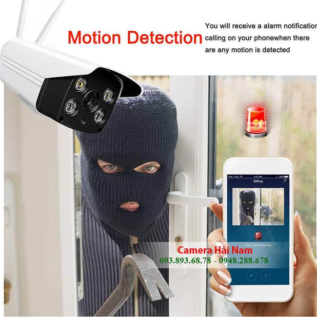 Camera Wifi ngoài trời Yoosee giá rẻ Tiêu chuẩn HD 960p có Hồng ngoại, Đàm thoại