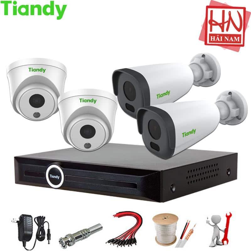 Lắp đặt Camera chống trộm