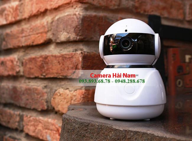 Camera an ninh 360 độ siêu nét Hải Nam HN-ID-68-FHD