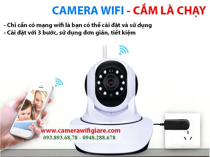 Camera an ninh gia đình hoạt động có cần đầu thu, đầu ghi hình không?
