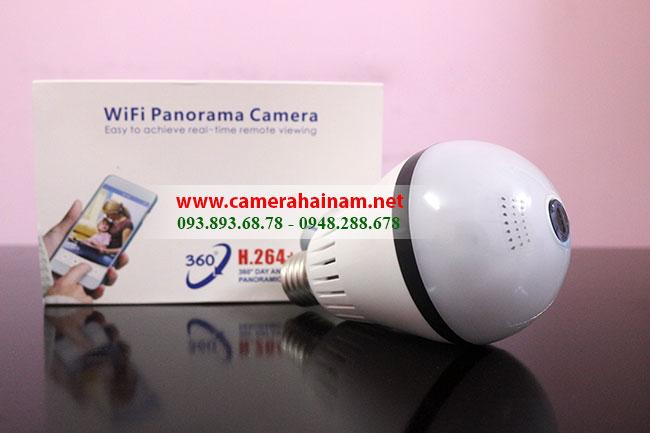 Camera ngụy trang bóng đèn Yoosee 1.3M 360 độ