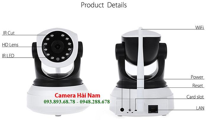 Camera Yoosee 2 râu 2.0M