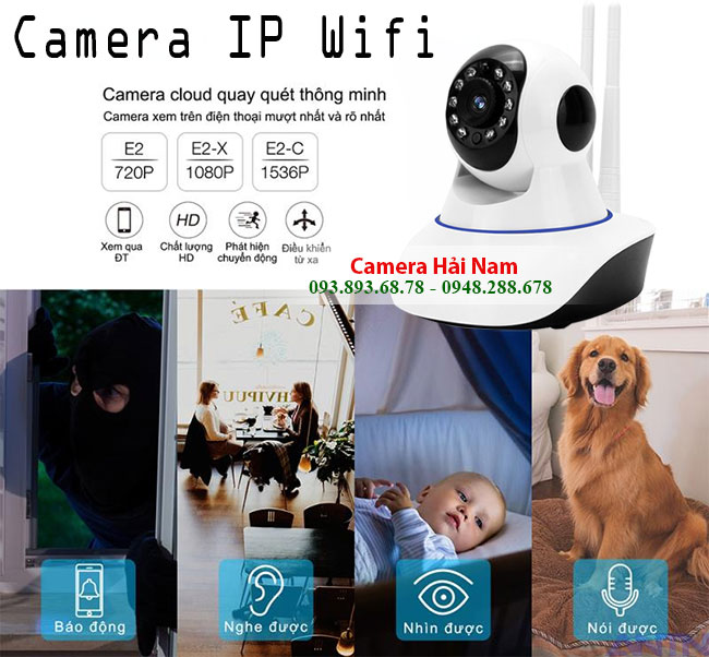 how to install security cameras two story house camera-wifi-yoosee-13