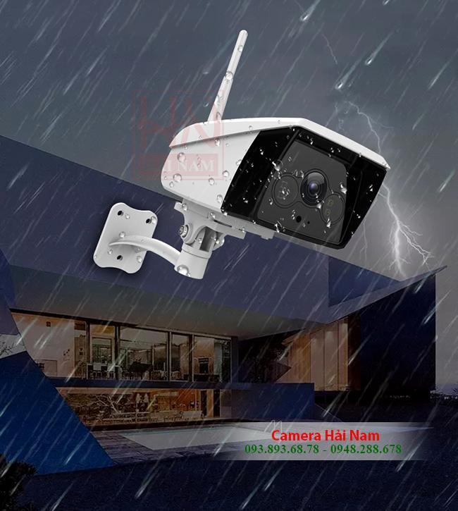 camera an ninh wifi không cần đầu thu