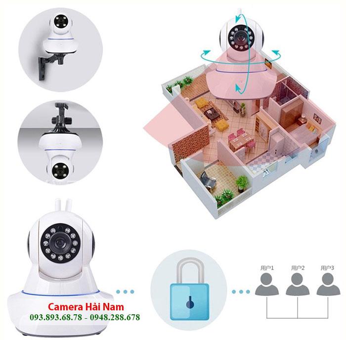 Photo of Camera an ninh trong nhà & ngoài trời giá bao nhiêu?