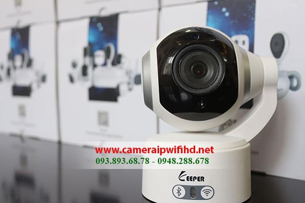 Camera keeper K5 Full HD siêu nét, kết nối Blutooth