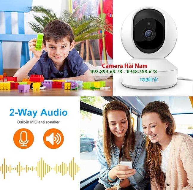 Camera wifi sản xuất video siêu nét, căng mịn, chất lượng cao HD/ Full HD
