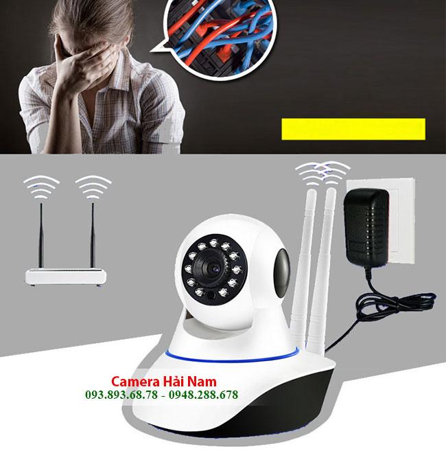 Camera Wifi là gì? Những tính năng của Camera IP Wifi không dây tốt nhất hiện nay