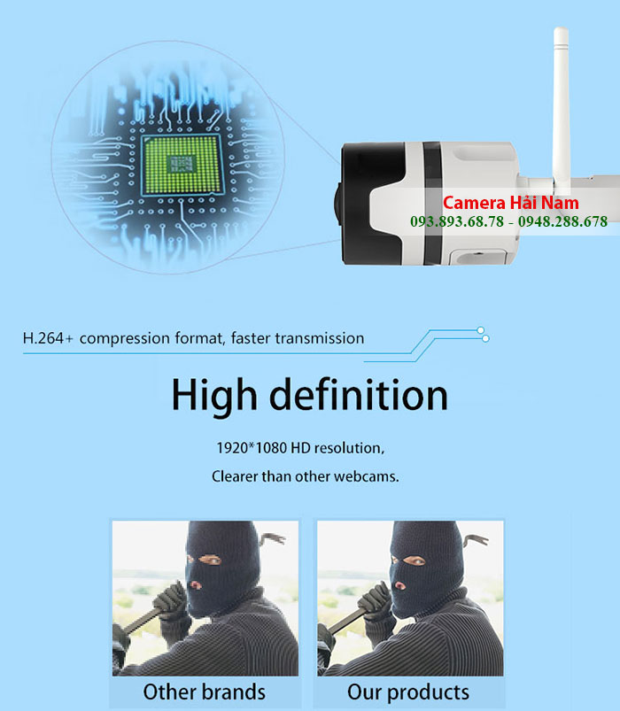 Camera Wifi là gì? Những tính năng của Camera IP WifiCamera Wifi là gì? Những tính năng của Camera IP Wifi