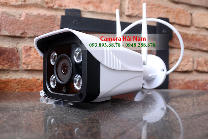Camera ip wifi ngoài trời tiêu chuẩn HD 960p