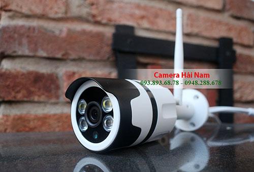 Camera an ninh 360 ngoài trời Tiêu Chuẩn - Giá rẻ