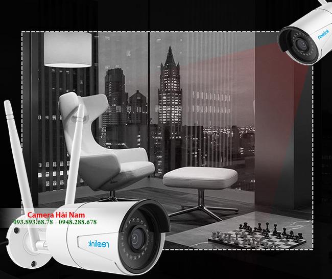 Camera wifi 360° cho bạn nhìn toàn cảnh với góc quét cực rộng