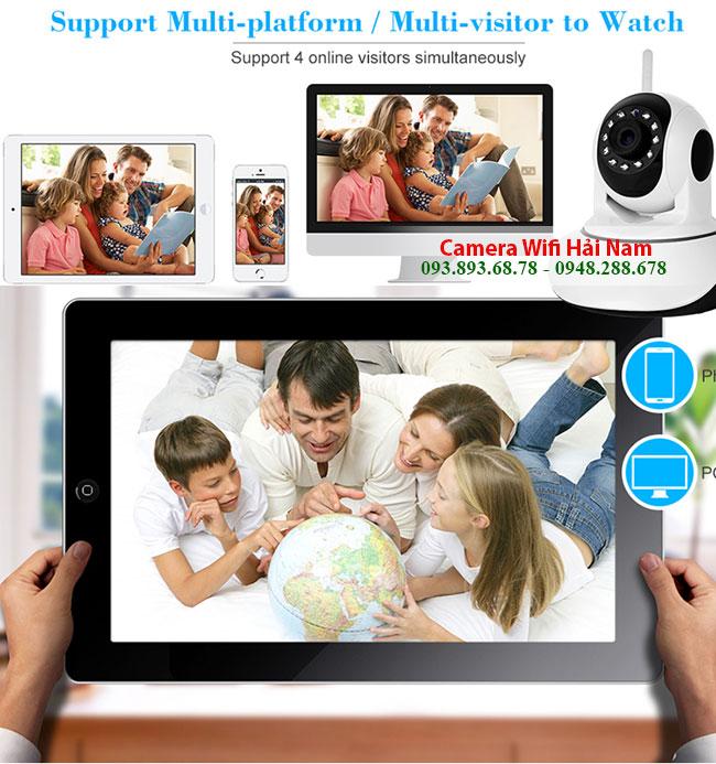 camera ip wifi cho gia đình giá rẻ nhất