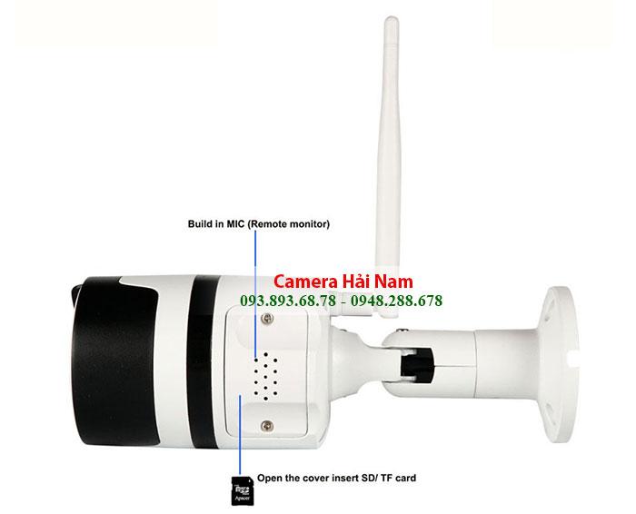 Camera wifi là gì? Tính năng thông minh của camera ip wifi