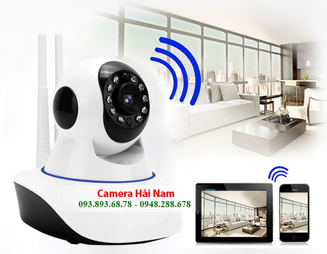 Best wifi Camera 2019: Top 11+ (least noticeable) camera-ip-wifi-khong-day-9-1