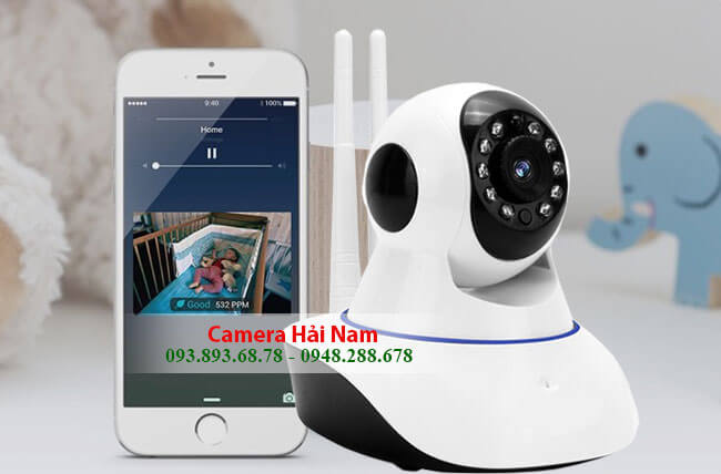 Photo of Lắp đặt camera giám sát 360 độ giá rẻ nhất, bao công lắp, free ship