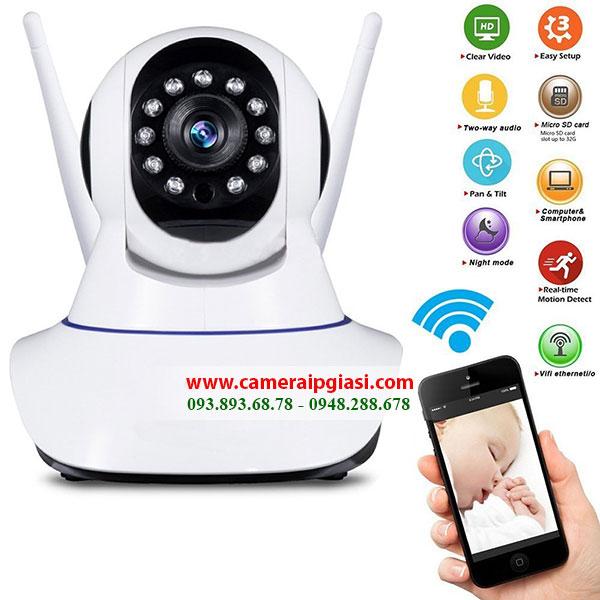 Camera IP Wifi giá rẻ nhất tại TPHCM