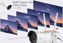 Camera IP Wifi giá rẻ nhất tại TPHCM – Giao hàng siêu tốc 30 Phút