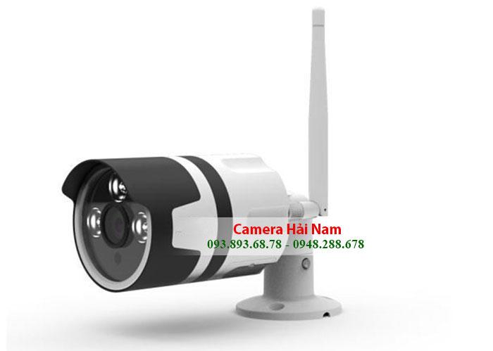 camera ip wifi ngoài trời cao cấp hd 960p 1.3M có hình màu ban đêm, đàm thoại 2 chiều