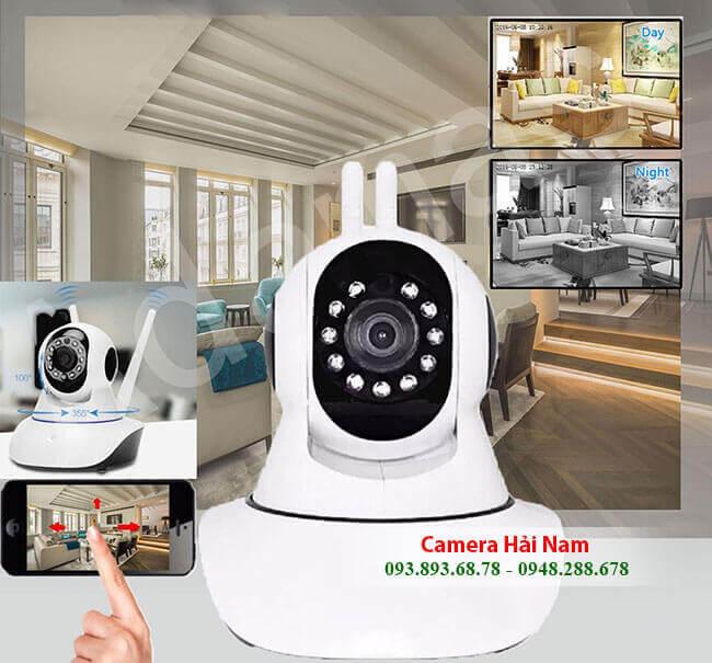 TOP 7 Camera an ninh siêu nét chuẩn HD, Full HD 1080 giá tốt - Hải Nam Lắp đặt Camera an ninh wifi không dây giá rẻ nhất tại TP. HCM