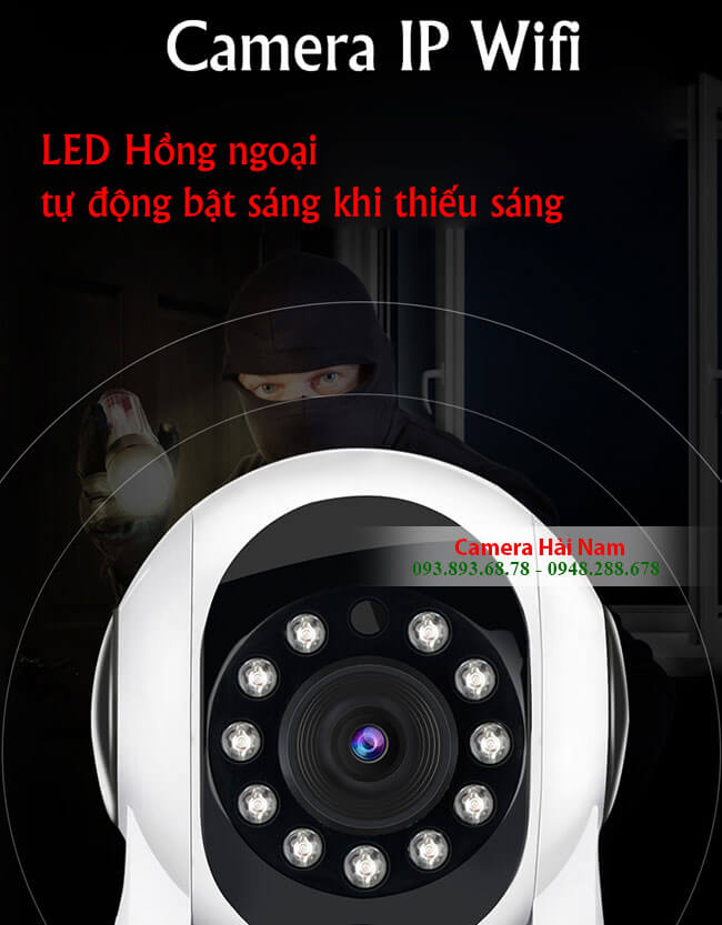 Photo of TOP 7 Camera chống trộm hồng ngoại xem ban đêm siêu nét