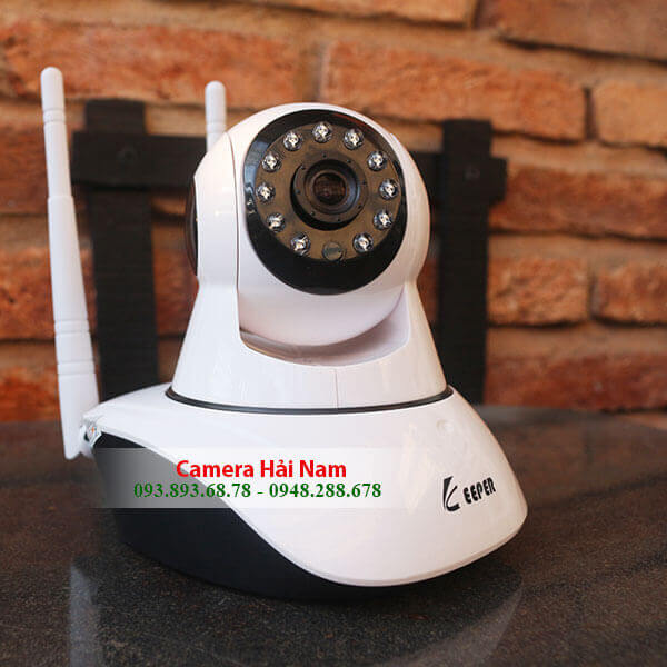Camera an ninh wifi Keeper Y2 Full HD 1080P