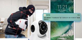 TOP 7 Camera chống trộm không dây wifi báo qua điện thoại bán chạy nhất