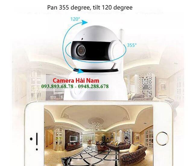 Top 10 Camera quan sát, gián sát xem qua điện thoại từ xa cao cấp, giá rẻ nhất tại Hải Nam