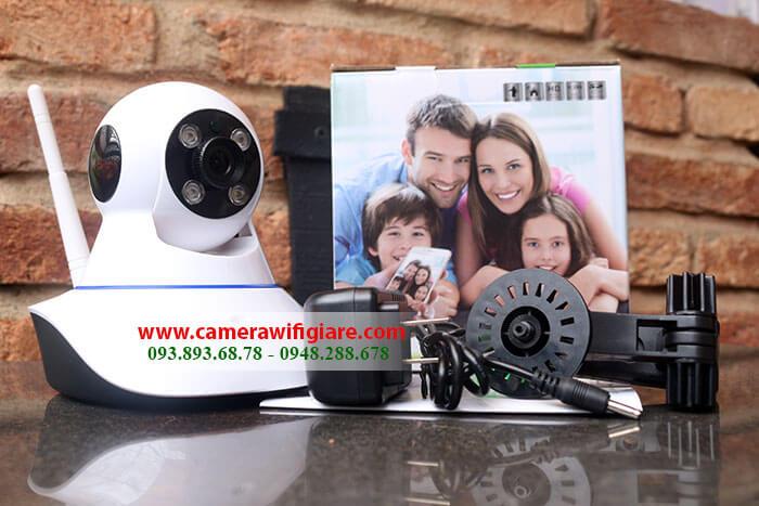 Top 9 Camera quan sát, gián sát xem qua điện thoại từ xa cao cấp, giá rẻ nhất tại Hải Nam