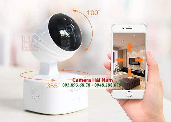 TOP 8 Camera Wifi 360° Cao cấp, Giá rẻ nhất 2020