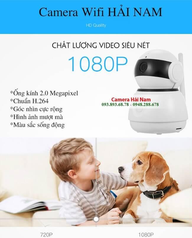 Photo of Camera quan sát trẻ em toàn cảnh, góc rộng, siêu nét HD/Full HD