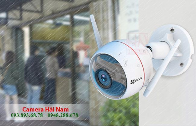 Camera wifi ngoài trời EZViz 2.0 Giá rẻ, Sắc nét Full HD, ghi âm, IP66 chống nước