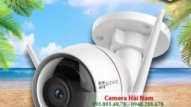 Photo of Camera wifi ngoài trời EZViz 2.0 Giá rẻ, Sắc nét Full HD, ghi âm, IP66 chống nước