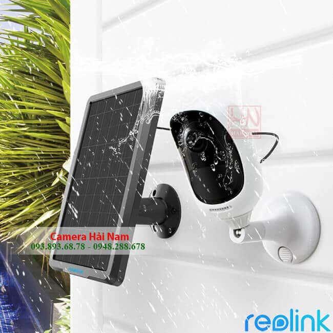 Camera Wifi dùng PIN Reolink Agrus 2 2.0MP Full HD 1080P, Góc cực rộng 130 độ
