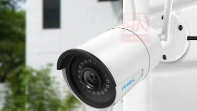 Photo of Camera IP Wifi Ngoài trời Reolink RLC-410W 4.0MP Siêu nét 2K, IR 30m, IP66 thân sắt chống nước hoàn hảo