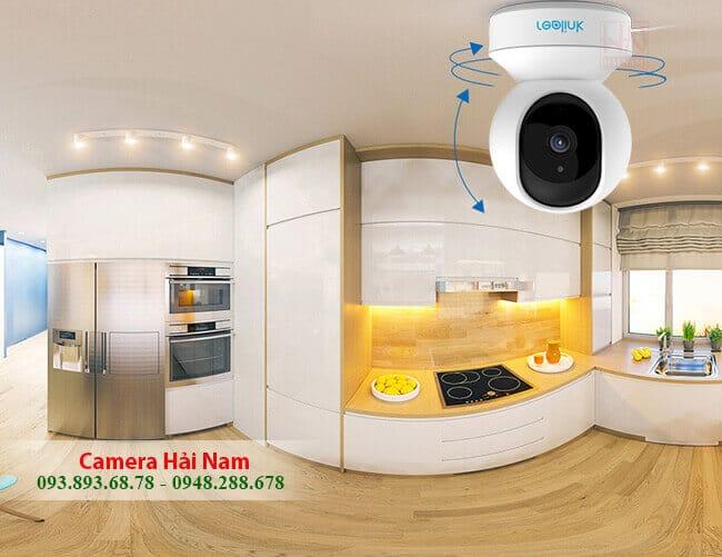 Camera Reolink E1 Pro 4MP SIÊU NÉT 2K Xoay 360° thông minh Đẳng cấp Châu Âu