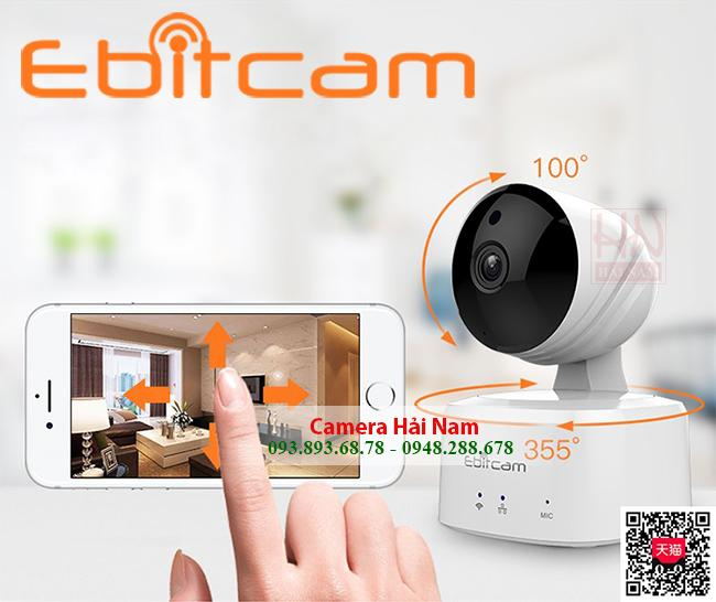 camera ip wifi ebitcam 1mp