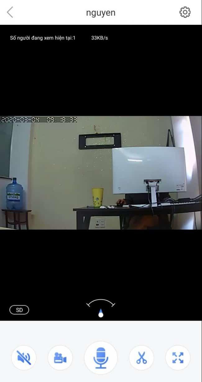 Cách Cài đặt Camera Yoosee Wifi xem trên điện thoại