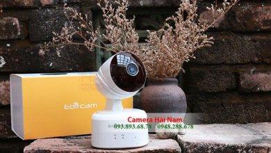 Photo of Camera Wifi Ebitcam Giá rẻ 1.0MP HD 720P chuẩn nét, thông minh, tiện ích 360