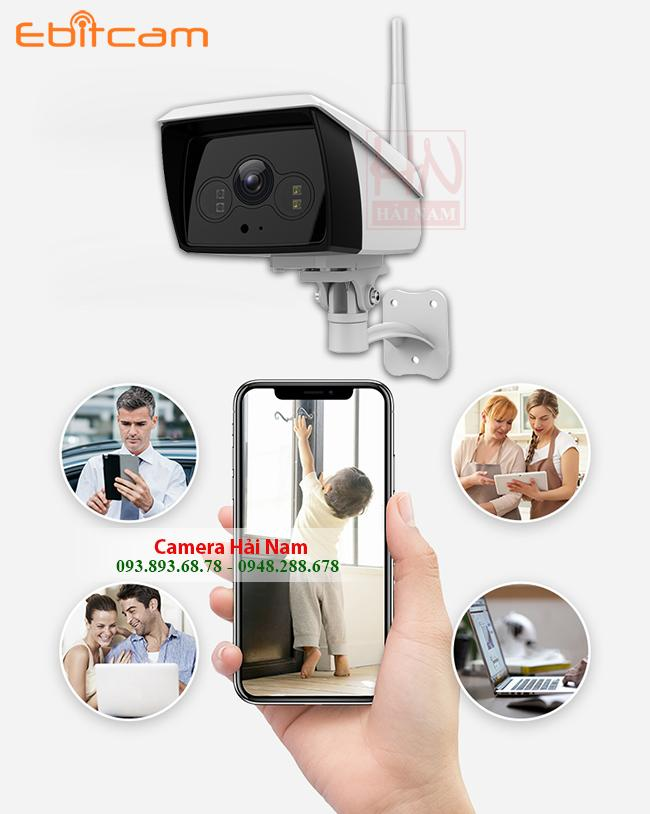 Lắp camera gia đình giá bao nhiêu? Báo giá nhân công lắp đặt camera giám sát