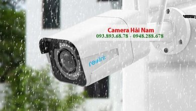 Camera IP Wifi Ngoài trời & Trong nhà tốt nhất, giá rẻ 2020